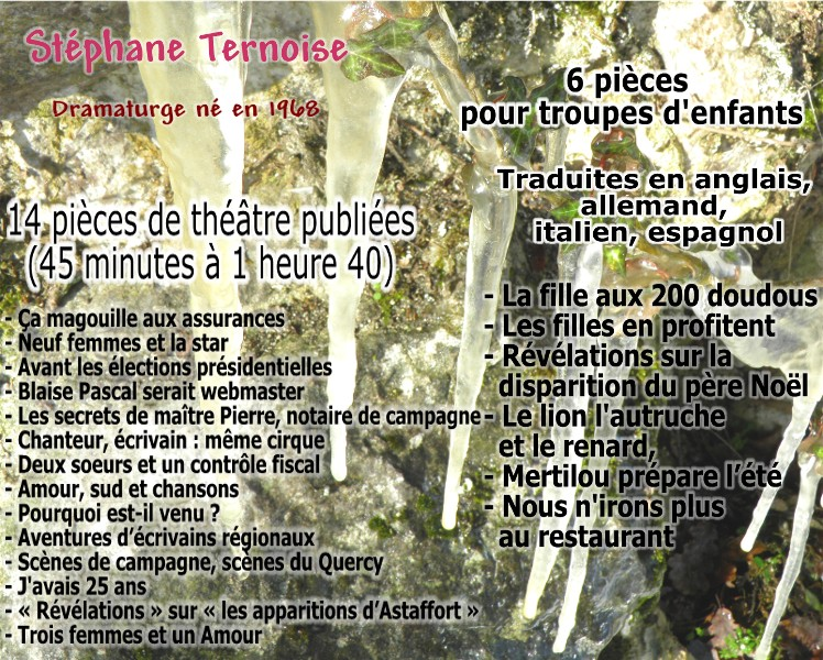 dramaturge les pieces de th��tre